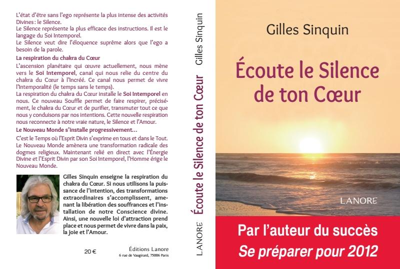Nouveau livre de Gilles Sinquin
