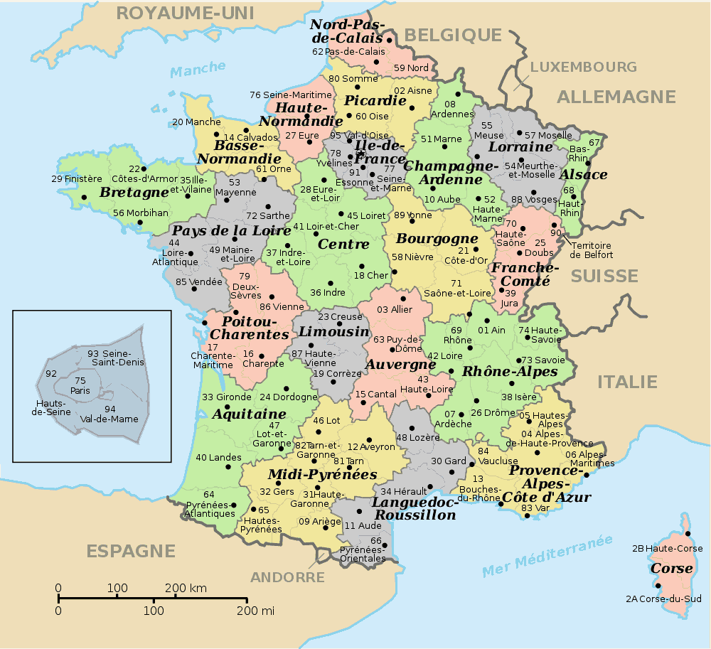 Carte-departements-et-regions-de-france | gilles-sinquin.com